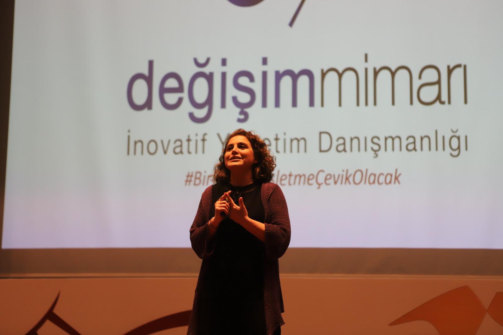 Demet Demirer-Değişim Yönetimi